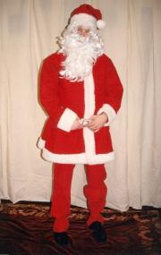 Kostým Santa Klause.